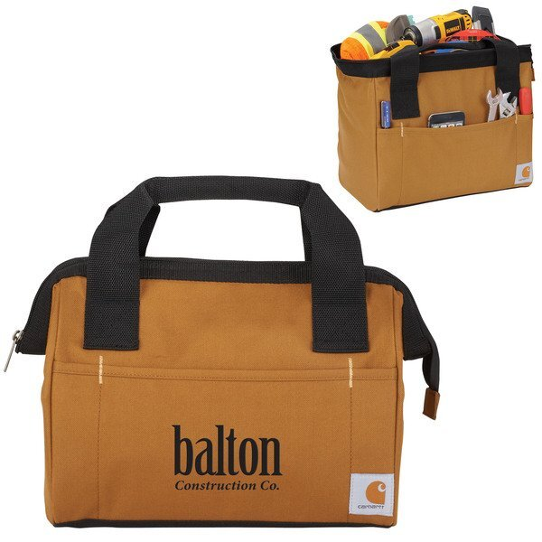 "Carhartt® Polyester Foundations 12"" Tool Bag"