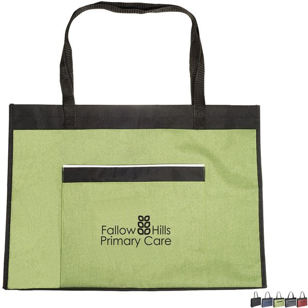 Big Tradeshow Event 600D Tote Bag