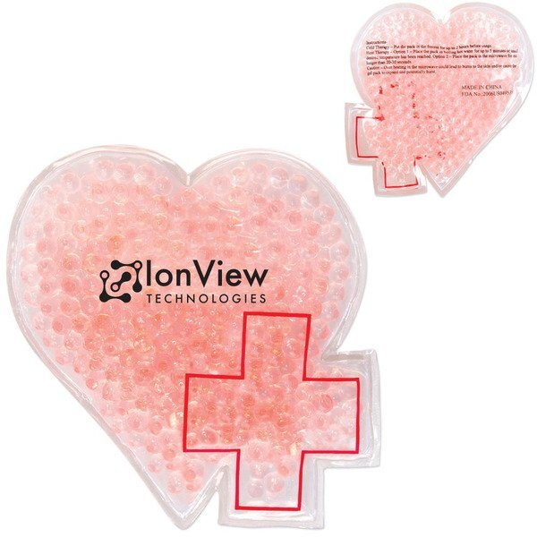 Heart & Cross Shaped Hot Cold Pack