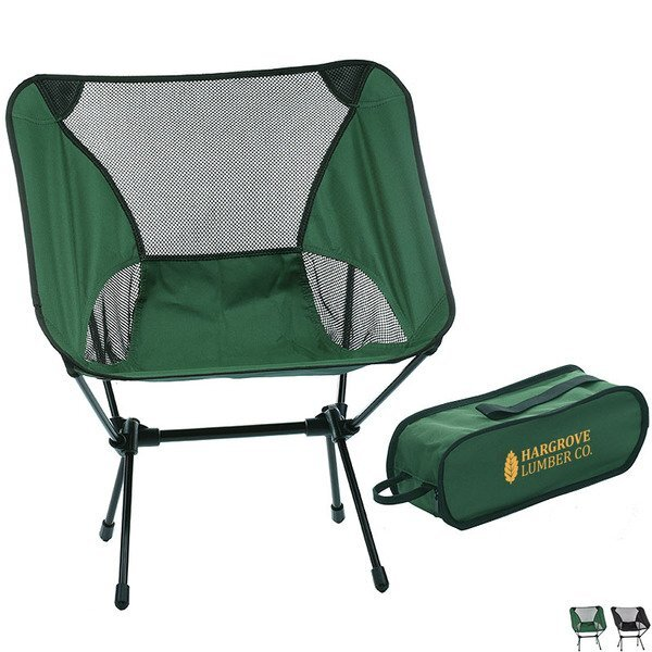 Collapsible Chair with Carrying Case