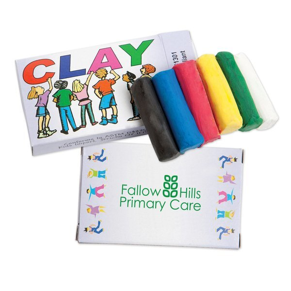 Modeling Clay, 6-Pack