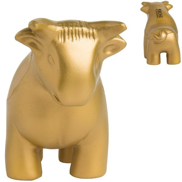 Golden Bull Stress Reliever