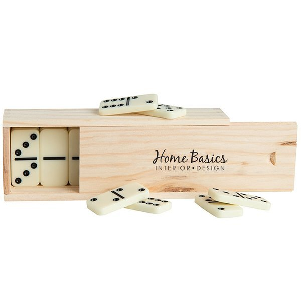 Dominoes in Box, Large