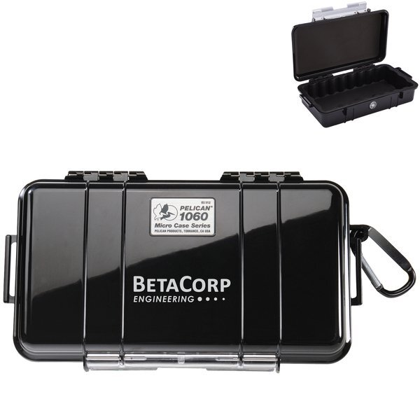 Pelican™ 1060 Waterproof Micro Case w/ Solid Lid