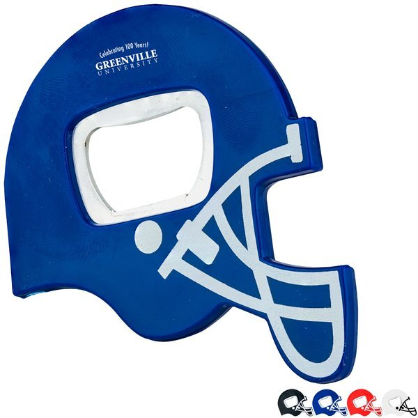 Football Helmet Bottle Opener