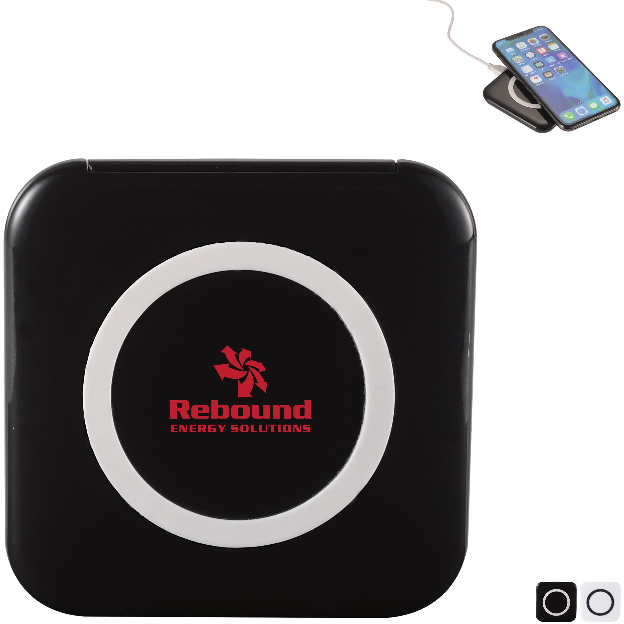 Catena Wireless Charging Pad & Phone Stand
