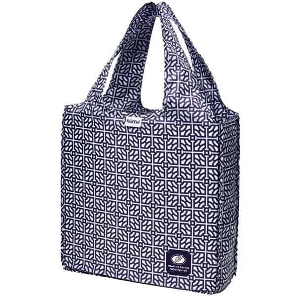 RuMe® Classic Medium Roll-Up Tote, Baker Pattern