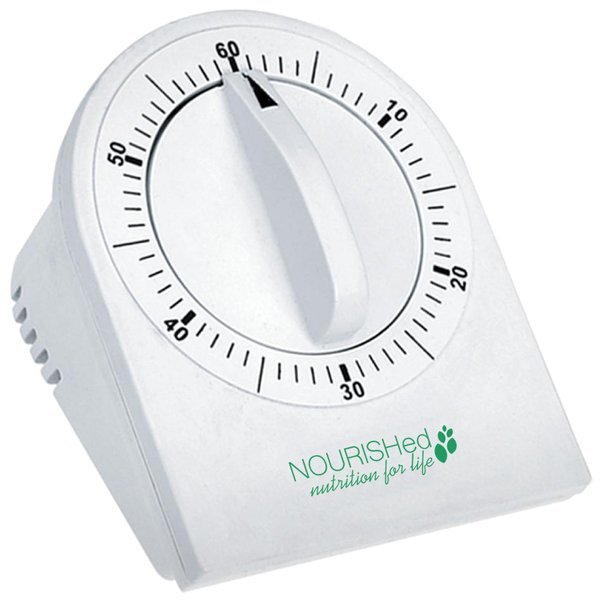 Desktop 60-Minute Kitchen Timer