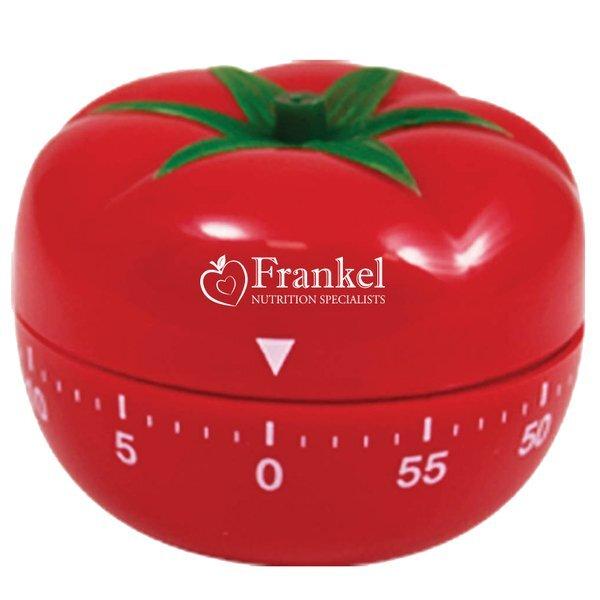 Tomato 60 Minute Kitchen Timer