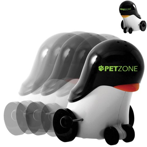 Rolling Penguin Salt & Pepper Shaker