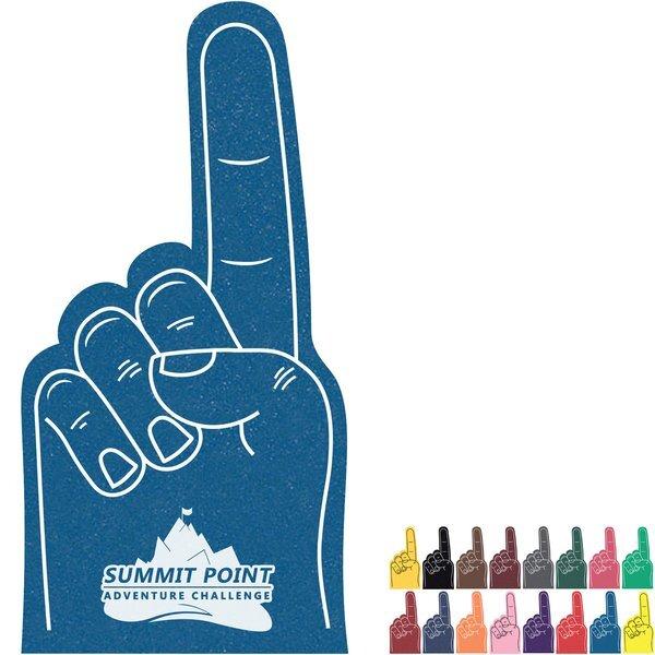 """Foam Finger #1 Hand Mitt, 14"""""""