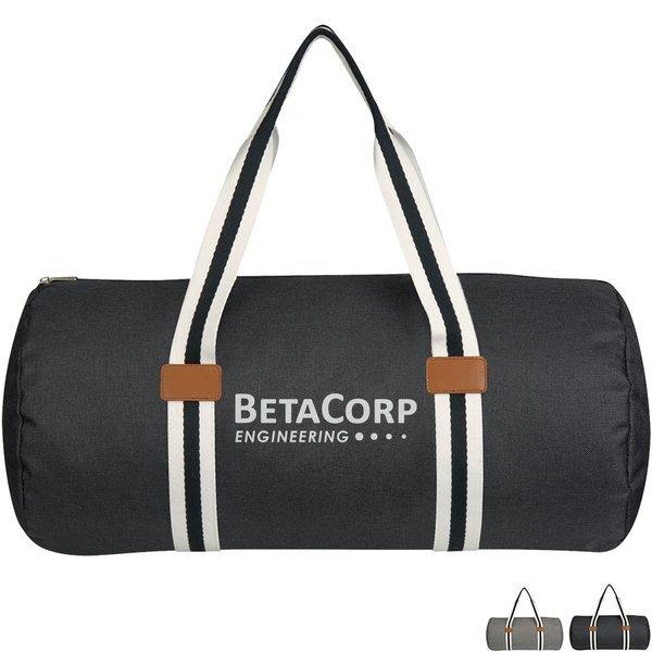 Capetown Heathered Duffel Bag
