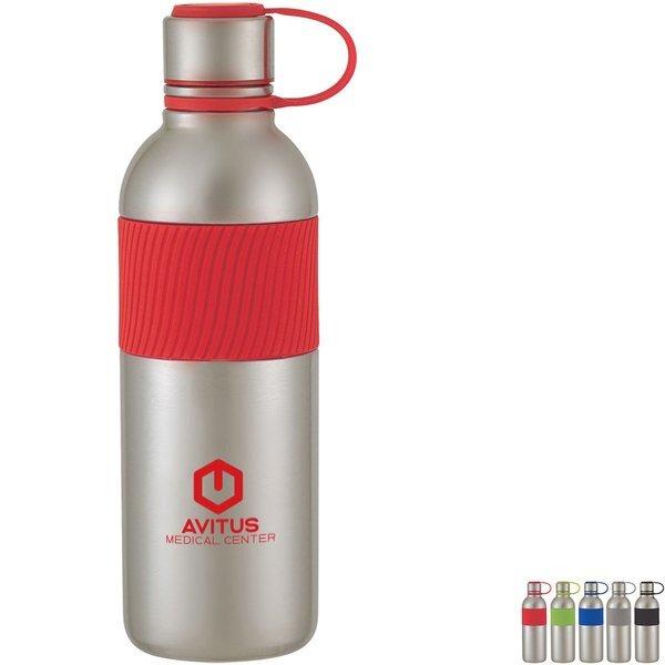 Zarah Stainless Steel Bottle, 30oz.