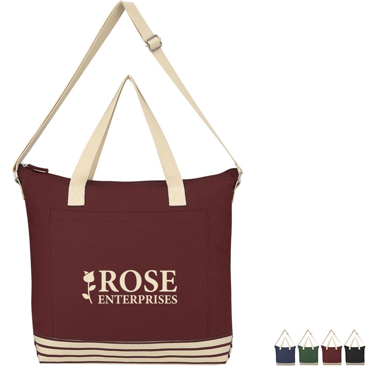 Bottom Line Cotton Tote Bag
