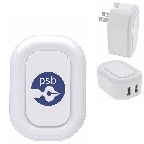 Night Light USB Wall Adapter