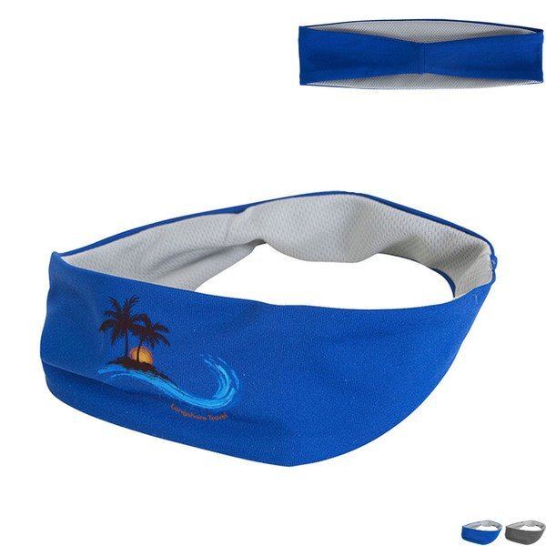 Cooling Spandex Jogging Headband