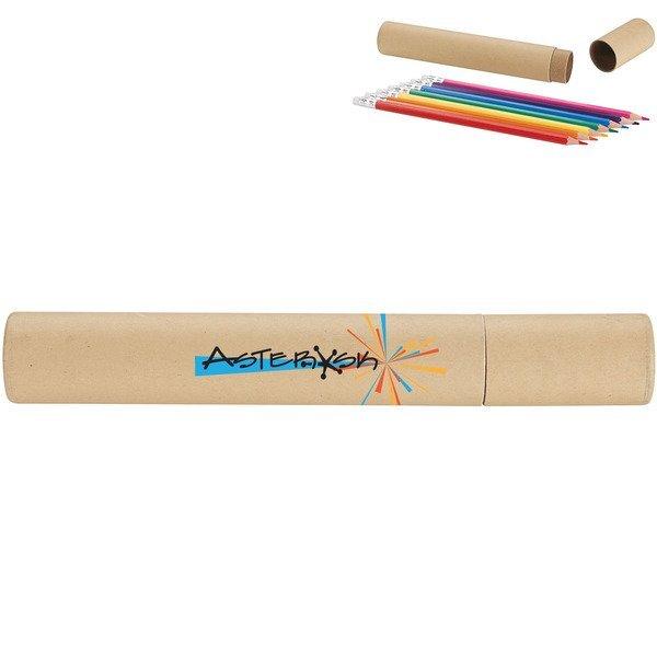 Erasable 7-Piece Colored Pencil Set
