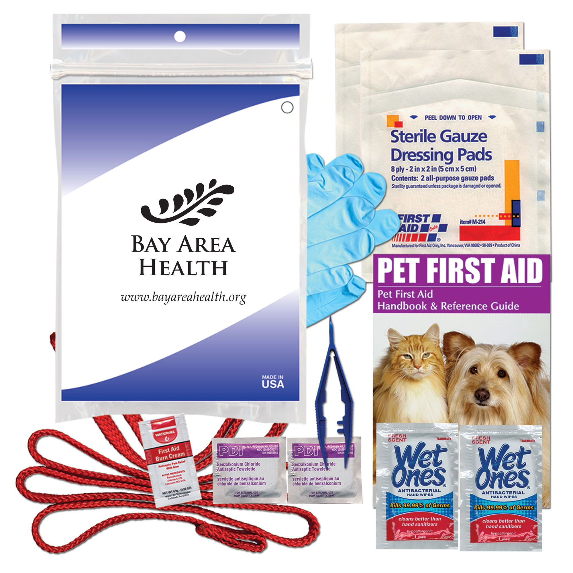 Budget Pet First Aid Kit