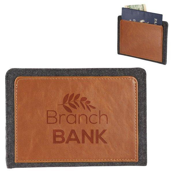Field & Co.® Campster Passport Wallet