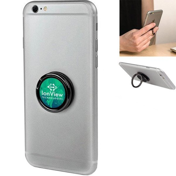 SpinSocket™ Phone Grip & Stand