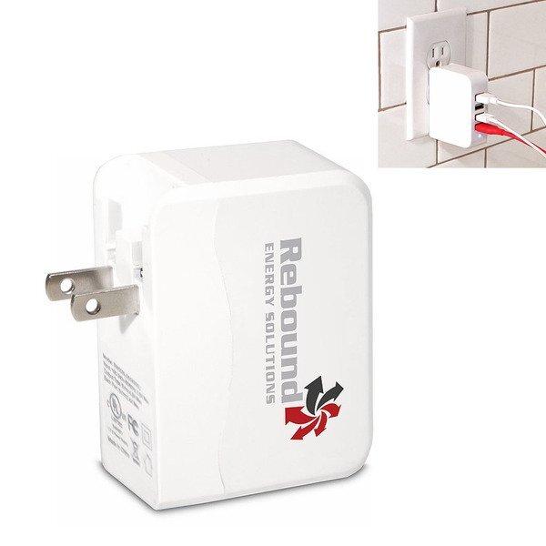 4Corners™ USB Wall Charger