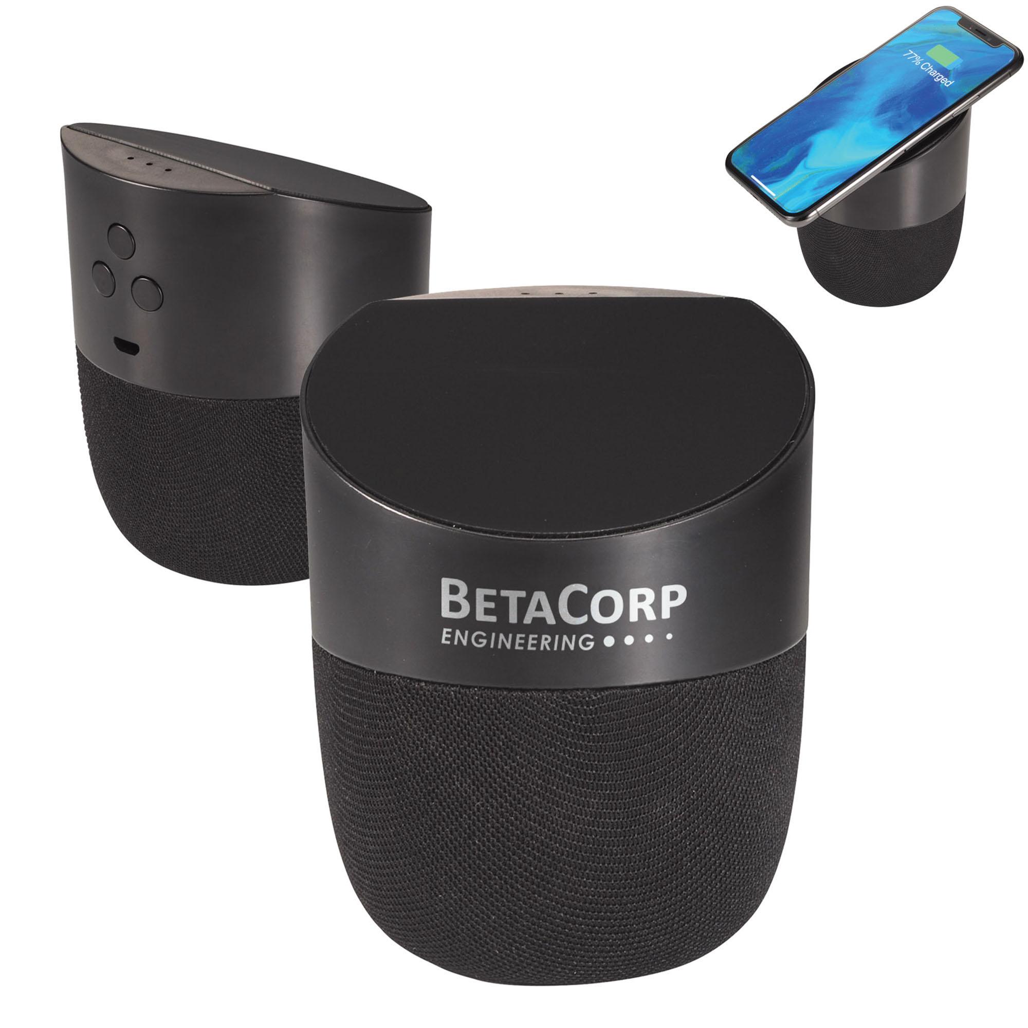 Jill Bluetooth Speaker & Wireless Power Bank, 4000 mAh