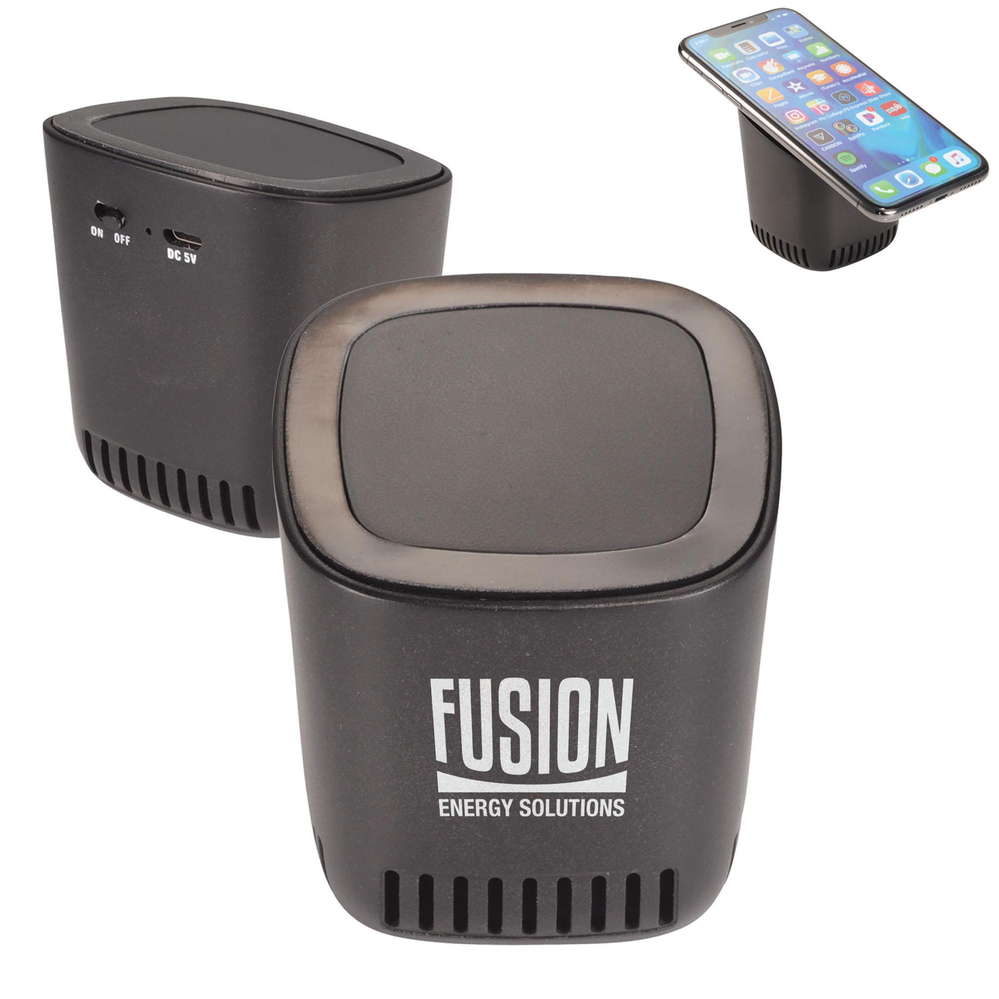 Jack Bluetooth Speaker & Wireless Charging Pad, 500 mAH