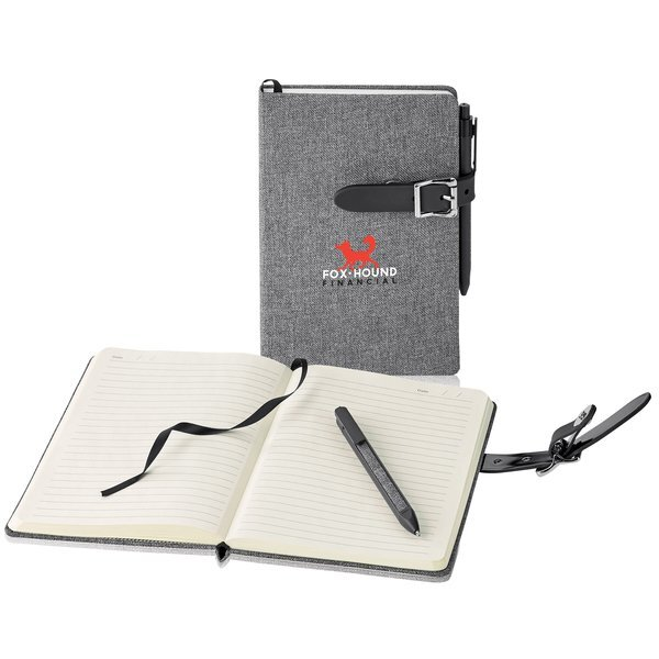 "Nomad Hard Cover Journal, 6.25"" x 8.25"""