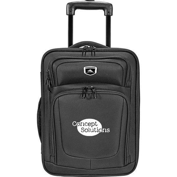 High Sierra® Underseat Rolling Luggage