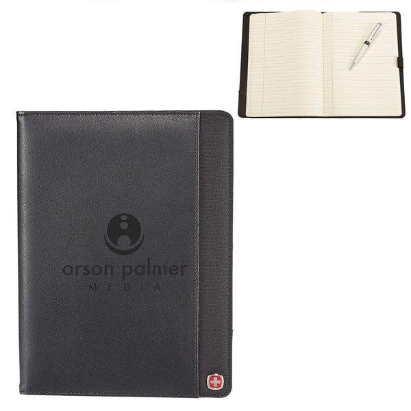 Wenger® Executive Refillable Notebook & Pen Bundle Set