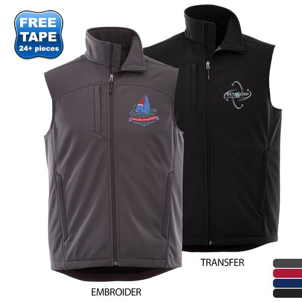 Stinson Men's Softshell Vest