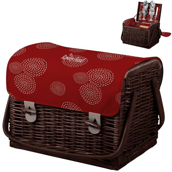 Kabrio Wine & Cheese Picnic Set - Harmony Collection