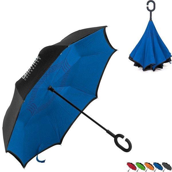 """Stratus Reversible Umbrella, 48"""" Arc"""