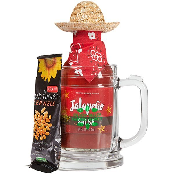 Koblenz Glass Stein Hot & Spicy Gift Set