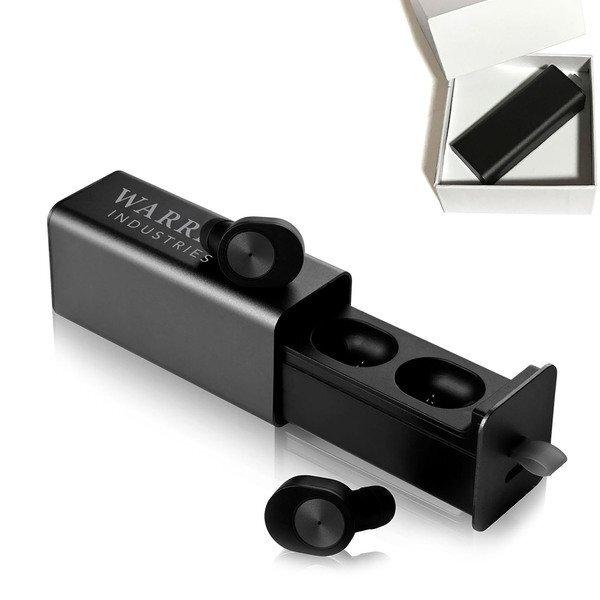 Saldus True Wireless Earbuds in Charging Case