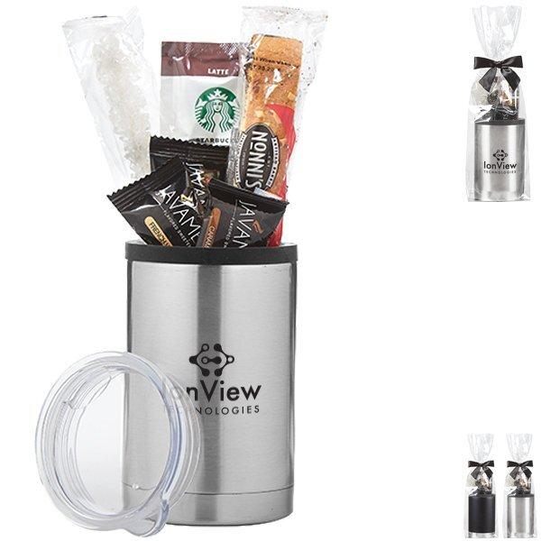 Joe Stainless Steel Tumbler, Latte & Treat Gift Set