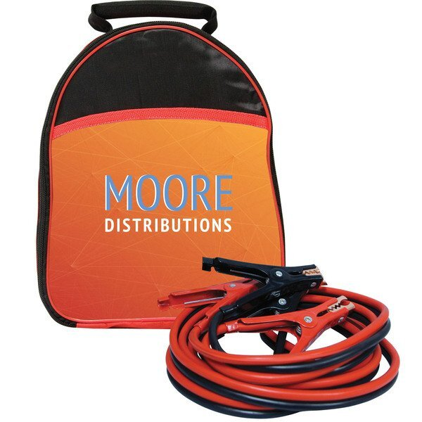 Booster Cable Kit, 8 Gauge