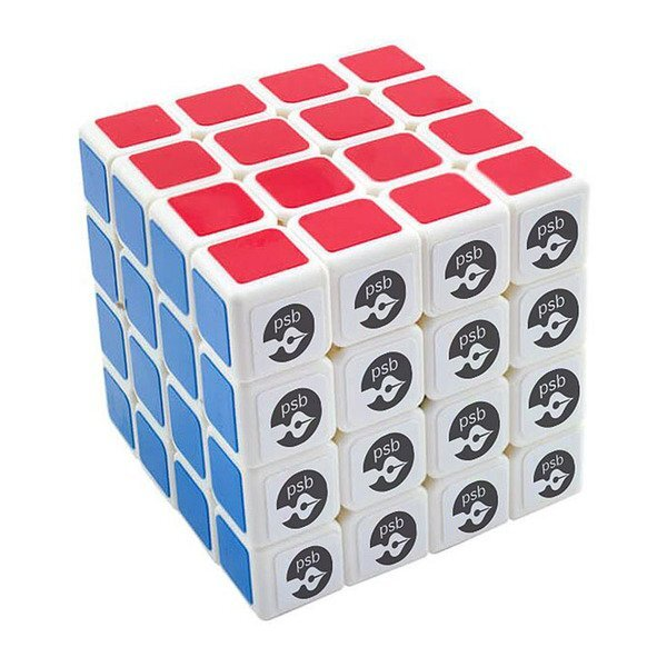 "Speedy Puzzle Cube, 4"""