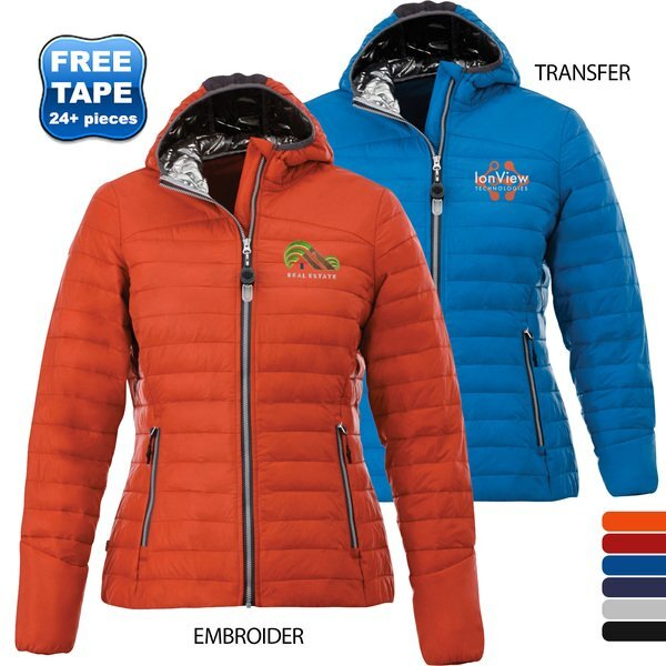 Silverton Ladies' Packable Insulated Jacket
