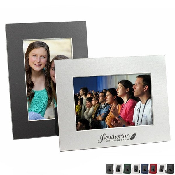 "Bevel Edge Mat Board Photo Frame, 4"" x 6"""