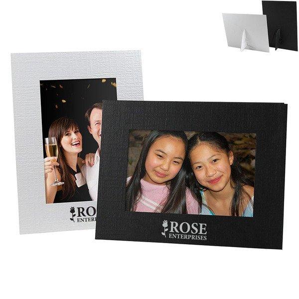 "Paper Easel Back Photo Frame, 4"" x 6"""