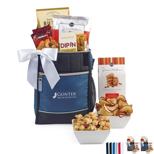 Avalanche of Gourmet Treats in an Igloo® Cooler