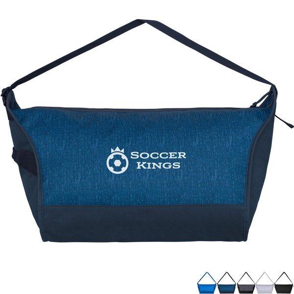 Brooklyn Polyester Duffel Sport Bag