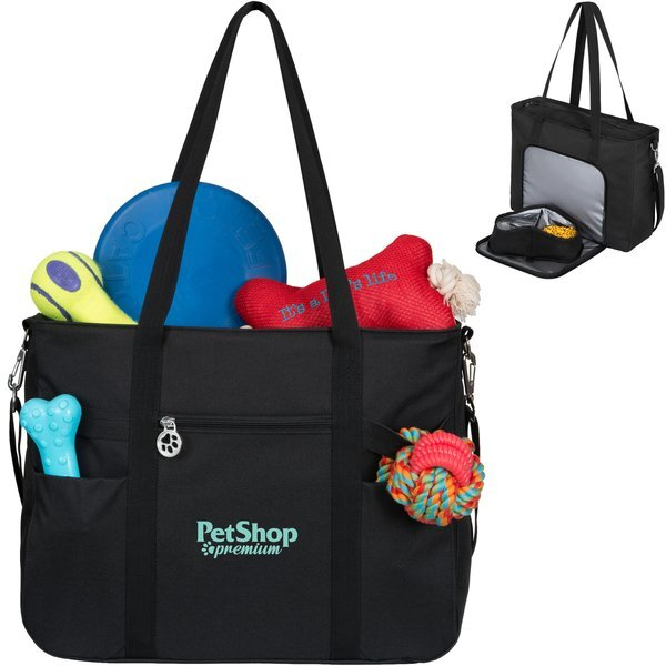 Buddy's Pet Gear Polyester Tote Bag
