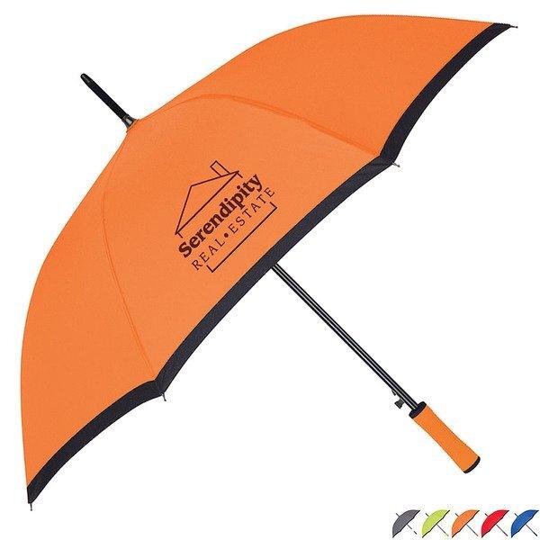 """Brighter Days Auto Open Umbrella, 46"""" Arc"""