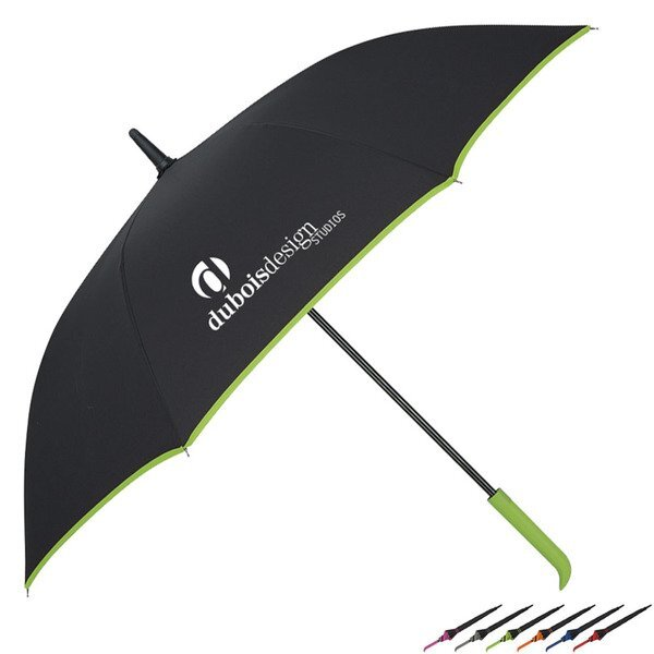 "Audrey Auto Open Umbrella, 46"" Arc"