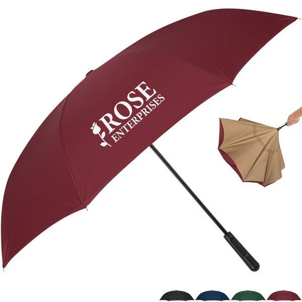 """Clifford Manual Inversion Umbrella, 48"""" Arc"""
