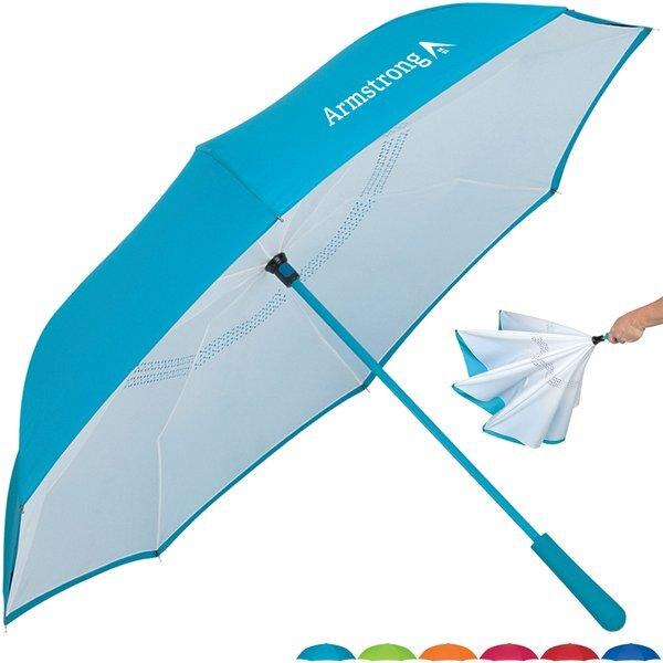 """Bellisimo Inversion Umbrella, 48"""" Arc"""