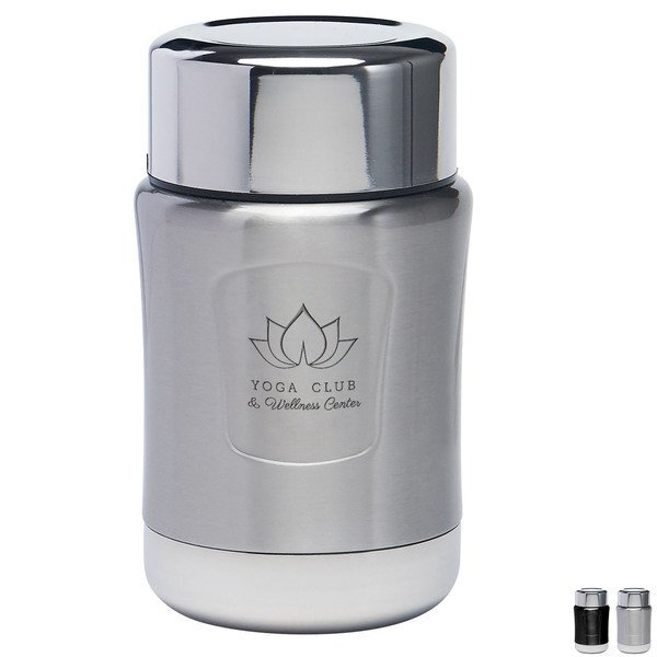 Camper Stainless Steel Vacuum Container, 17oz.