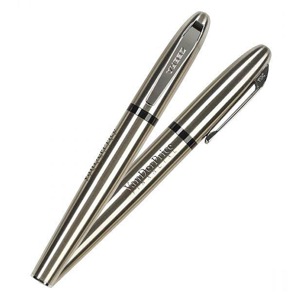 Zebra® PM-701 Stainless Steel Permanent Marker